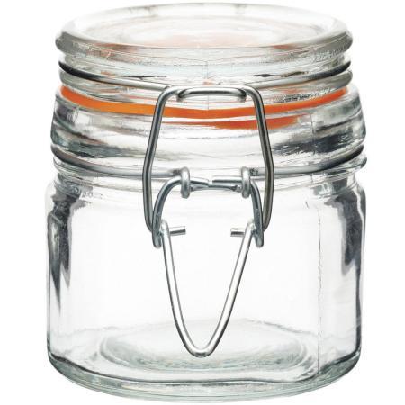 《KitchenCraft》扣式密封玻璃罐(120ml)