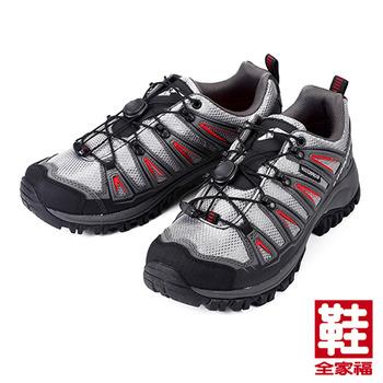 (男) GOODYEAR 戶外郊山鞋 黑灰 固特異 鞋全家福