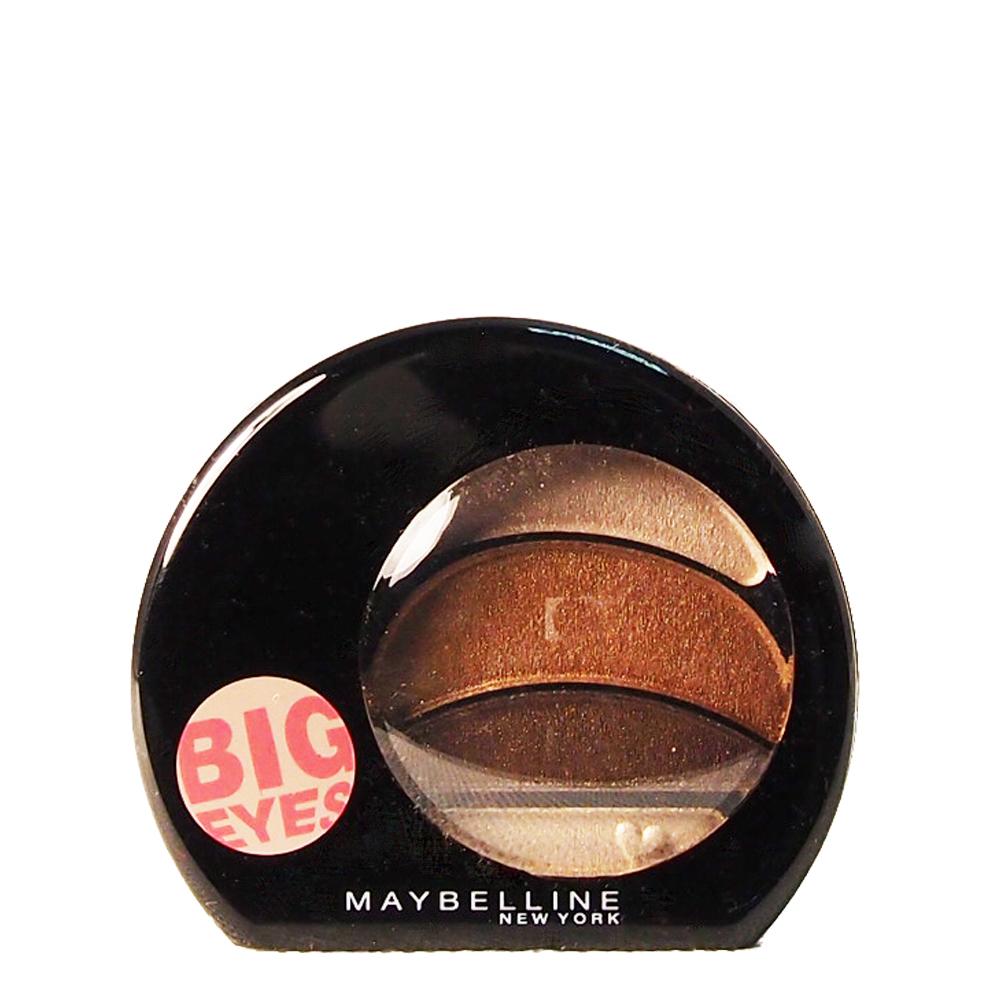 MAYBELLINE媚比琳 極緻大眼訂製四色眼彩盤 布魯克伸展台BR1