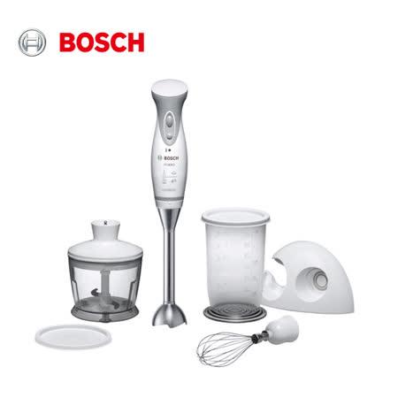 德國博世 BOSCH 無線自由 手持食物攪拌棒 MSM6A60TW