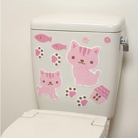 【私心大推】gohappy快樂購物網日本製造SANKO兒茶素馬桶消臭貼(粉紅貓)評價如何sogo 百貨 復興 館