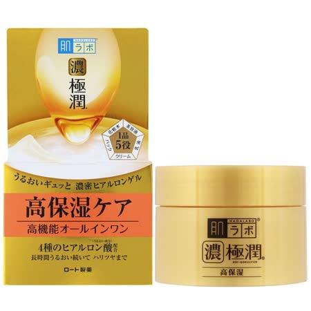 日本ROHTO極潤完美多效凝露100g