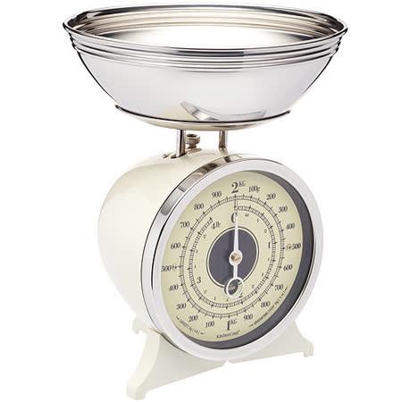《KitchenCraft》經典指針料理秤(2kg)