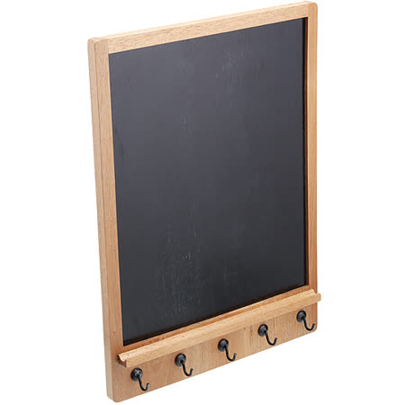 《KitchenCraft》掛勾備忘黑板(40x30cm)