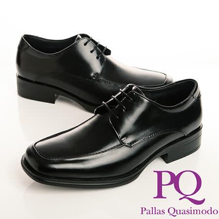 【私心大推】gohappy 購物網PQ(男)時尚型男質感綁帶皮鞋男鞋-黑有效嗎太平洋 崇光 百貨 公司