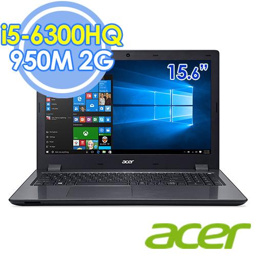 Acer V5-591G-598J 15.6吋FHD /i5-6300HQ/950M 2G獨顯 筆電–送HP DJ1110彩色噴墨印表機(鑑賞期過後寄出)