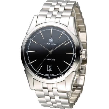 漢米爾頓 Hamilton Timeless Classic 自由精神機械錶 H42415031