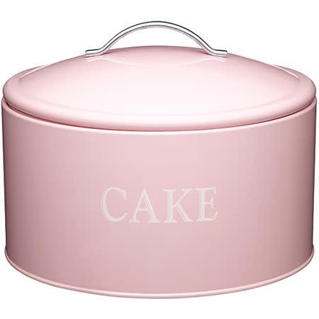 《Sweetly》蛋糕收納盒(粉28.5cm)