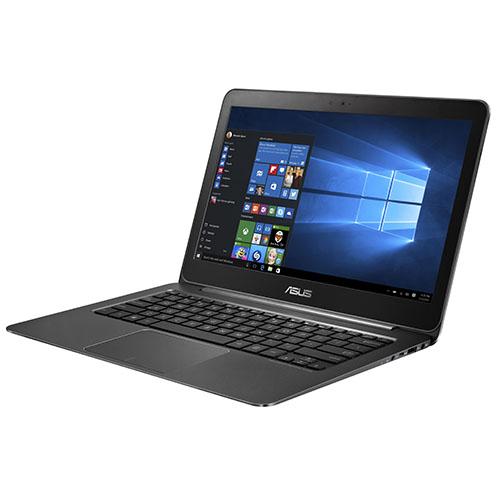 (領卷再折)【ASUS華碩】UX305CA-0031A6Y30 13.3吋霧面FHD Intel M3-6Y30 4G記憶體 256G SSD硬碟 Win10超值輕薄筆電 (經典黑)
