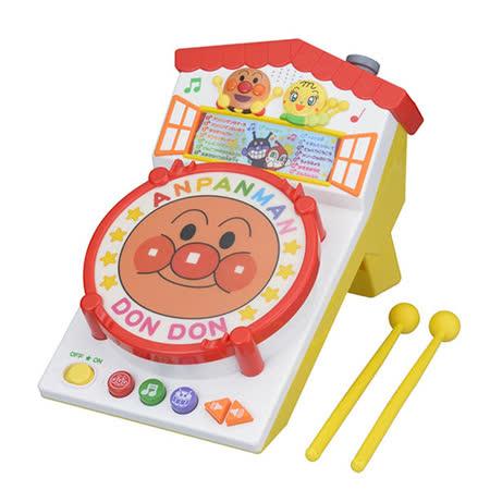 《 麵包超人 》ANP 打鼓玩具