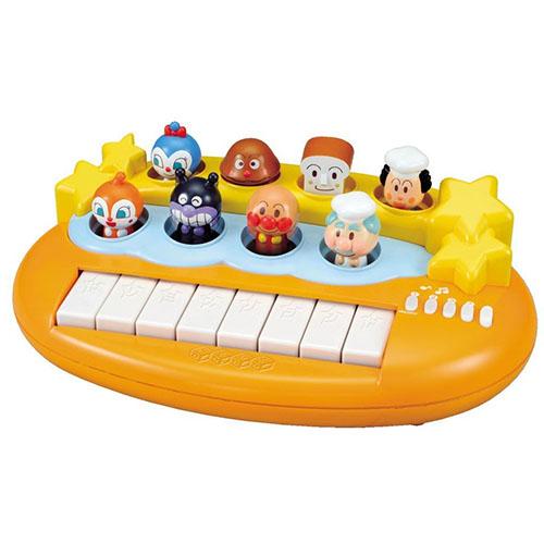 《 麵包超人 》ANP 鋼琴玩具