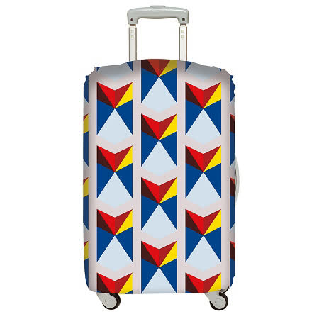 【開箱心得分享】gohappy線上購物LOQI 行李箱外套│三角形【M 號】推薦永和 太平洋 百貨
