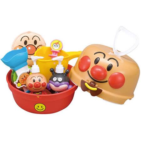 《 麵包超人 》ANP 洗澡用品玩具 8 件組