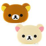 Rilakkuma 拉拉熊/懶懶熊 造型1A USB 轉接頭/電源充電器-大頭款