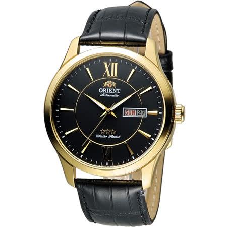 ORIENT 東方錶經典都會時尚機械腕錶 FEM7P004B