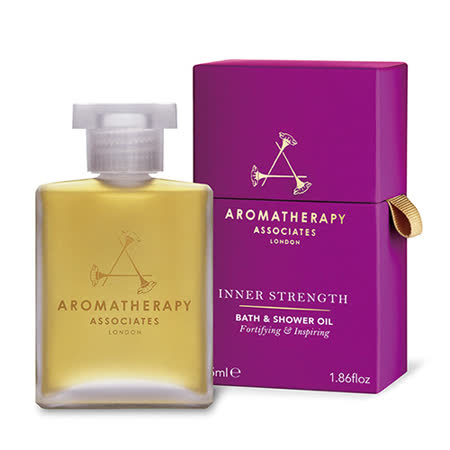 【AA】心能量沐浴油 55ml(Aromatherapy Associates)