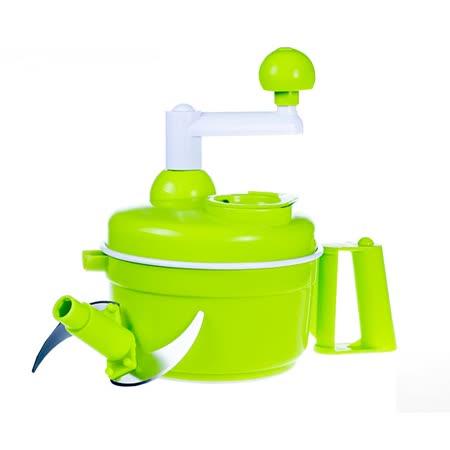 PUSH!廚房用品 餡料處理機 切菜器 碎菜器 食物料理機D48