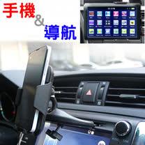 汽車用CD槽手機架/導航架-LC-015A