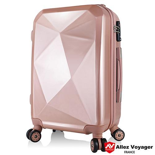 法國 奧莉薇閣 純鑽系列Diamond20吋PC輕量飛機輪行李箱登機箱 ~^(有錢就是任性