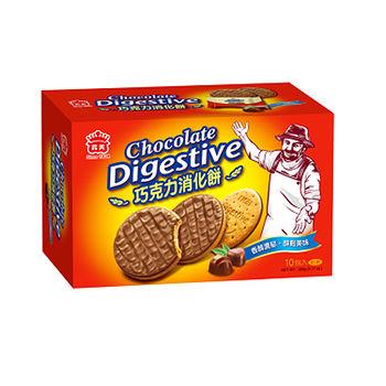 義美巧克力消化餅260g
