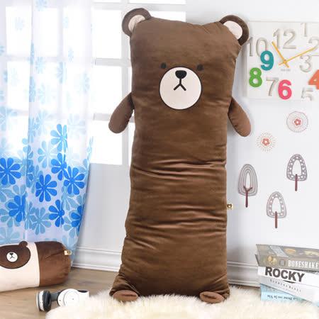 思美爾 台灣製湯姆熊中型雙人枕