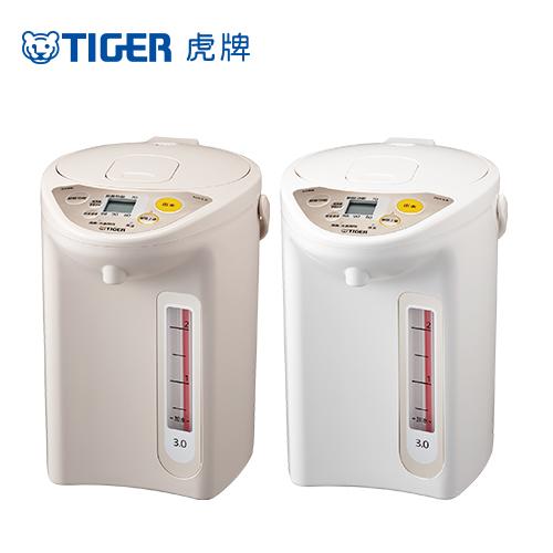 (日本製)TIGER虎牌3.0L微電腦電熱水瓶(PDR-S30R)