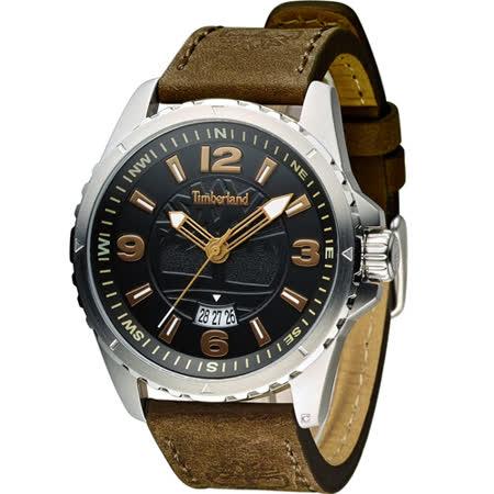 Timberland 城市探險時尚腕錶 TBL.14531JS/02
