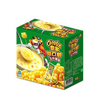 奇多隨口脆玉米濃湯味玉米脆280g
