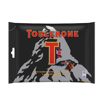 瑞士三角迷你黑巧克力200g