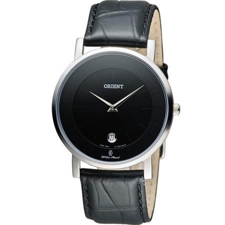 ORIENT 東方錶簡約時尚石英錶 FGW01009B