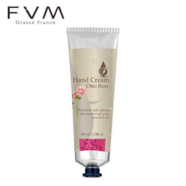 ~法國FVM法菲曼~奧圖玫瑰精油護手霜^(1入裝^)