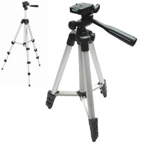 【WEIFENG】輕便型專業鋁合金四節相機三腳架(CP3110A)