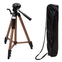 【WEIFENG】鋁合金專業四節式相機攝影腳架-耀眼金(CP3150)