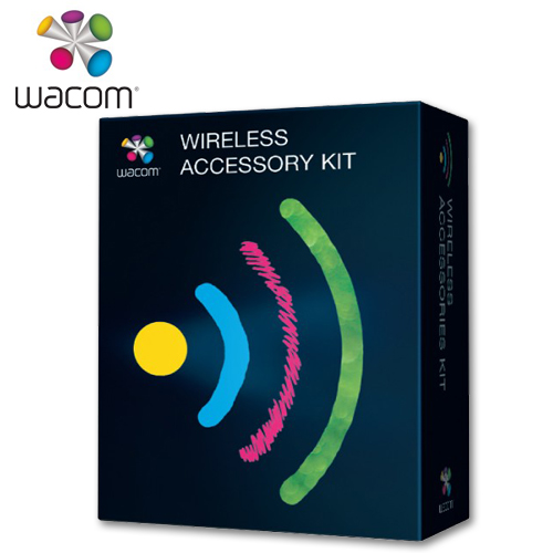 Wacom Wireless Accessory Kit 無線傳輸器~ACK~40401~