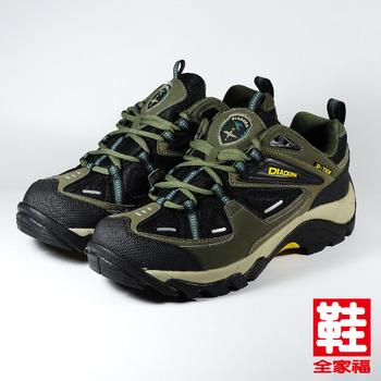(男) DIADORA 2695 多功能運動鞋 綠黑 迪亞多那 鞋全家福