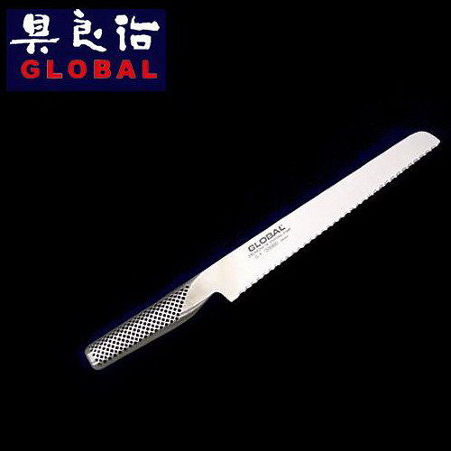 YOSHIKIN 具良治 GLOBAL 日本專業熟食/麵包刀 G-9