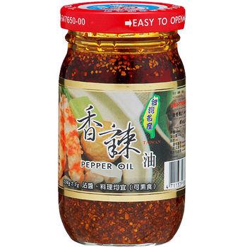 富品香辣油230g