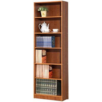 Easy Home 波爾多六格實心書櫃