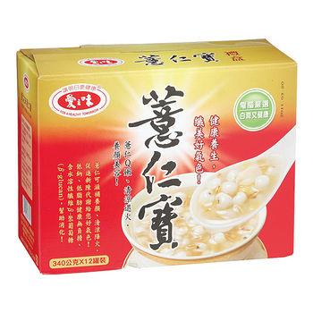 愛之味薏仁寶禮盒340g*12入/盒