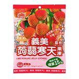 義美荔枝蒟蒻寒天果凍330g