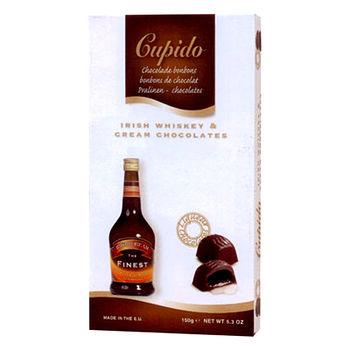 比利時愛爾蘭威士忌酒心巧克力150g