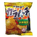 《湖池屋》卡辣姆久-卡辣海苔洋芋片82g