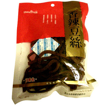 長松香辣豆絲150g