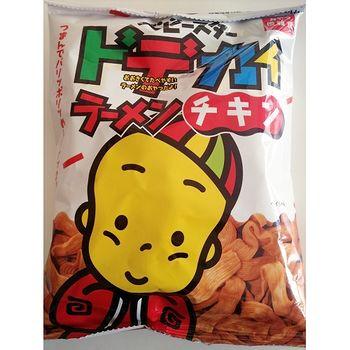 日本模範生寬條點心餅87g