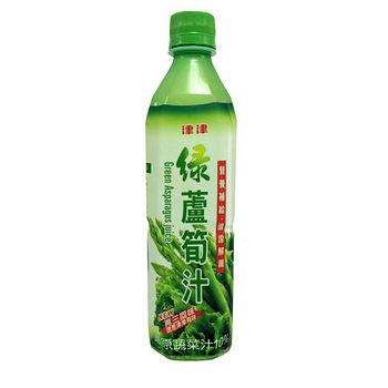 津津綠蘆筍汁600ml*4入