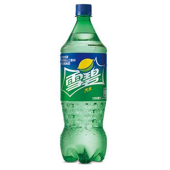 雪碧汽水寶特瓶1250ml