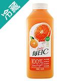 每日C100%綜合橙汁(柳橙+紅橙)900ml