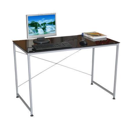 環球- 【黑武士】120[寬]*60[深]強化玻璃-書桌-電腦桌