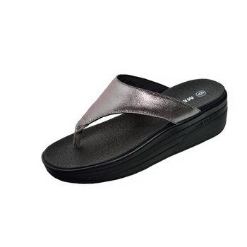 METAFIT時尚健康鞋~涼鞋系列-S7-注目灰