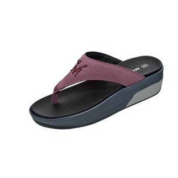 METAFIT時尚健康鞋~涼鞋系列-S17-懷舊紫
